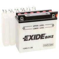 Akumulator motocyklowy Exide 12N5.5-3B 5.5Ah 45A