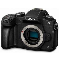 Panasonic Lumix DMC-G80, cyfrowy aparat