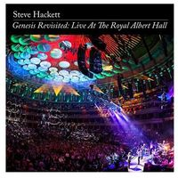 Genesis Revisited - Live At The Royal Albert Hall [2CD/DVD] - Steve Hackett