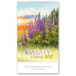 Kalendarz ścienny 2017, Kwiaty w naturze - produkt z kategorii- Kalendarze