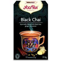 Yogi Tea: herbata korzenna Czarny Czaj Black Chai BIO - 17 szt., 4012824400658