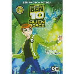 Ben 10: Obca potęga (Część 6) Ben 10: Alien Force, towar z kategorii: Seriale, telenowele, programy TV