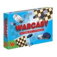Alexander-gry Gra alexander warcaby 12 gier na planszy (5906018013788)