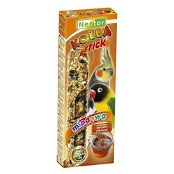 Kolba Papuga średnia miodowa, Nestor
