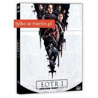 Łotr 1. Gwiezdne wojny – historie 3D Edycja limitowana (Blu-ray) TYLKO W MERLIN.PL - Gareth Edwards (732199