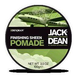 Pomada do włosów Finishing Sheen Pomade Jack Dean 100 ml - produkt z kategorii- Pozostałe kosmetyki do włosów