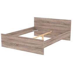 Łóżko naia 160x200 cm truflowy marki Tvilum