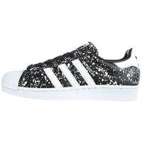 adidas Originals Superstar Tenisówki Czarny Biały 39 1/3, kolor biały