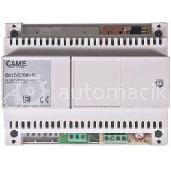 CAME Zasilacz do domofonów i videofonów 230V-18V/1,7A, towar z kategorii: Automatyka do bram