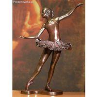 Baletnica z kokardą prezent dla kobiety