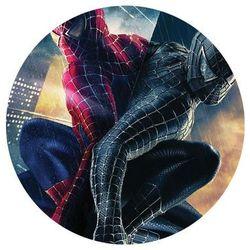 Dekoracyjny opłatek tortowy spiderman - 20 cm - 9 marki Modew