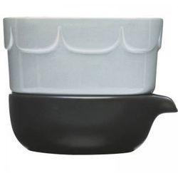 Ceramiczna doniczka z podkładka lawenda Herbs & Spices , produkt marki Sagaform