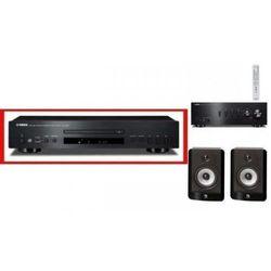 a-s501 + cd-s300 + boston acoustics a25 - zobacz nasze 5 tys zestawów marki Yamaha