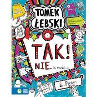 Tomek Łebski Tom 8 Tak! Nie (a może..) - Liz Pichon, Liz Pichon