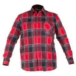 Lahtipro Koszula flanelowa w kratę czerwona