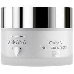 carbo v re-constructor rekonstruktor twarzy z efektem karboksyterapii (49006) od producenta Arkana