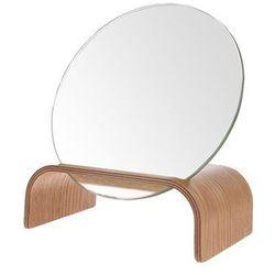 Hk living lustro na drewnianej podstawie z wierzby aoa9971 (8718921022996)