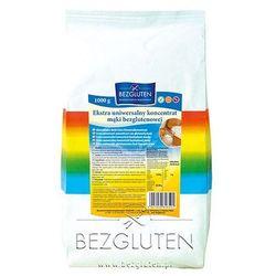 Extra uniwersalny koncentrat mąki owej 1000g - bezgluten od producenta Bezgluten