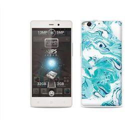 Fantastic Case - Allview X1 Soul - etui na telefon Fantastic Case - niebieski marmur, kup u jednego z partner�
