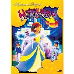 Kopciuszek. DVD - produkt z kategorii- Filmy animowane