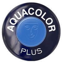 Kryolan AQUACOLOR PLUS (LIGHT BLUE) Farba do makijażu ciała - LIGHT BLUE (1102)