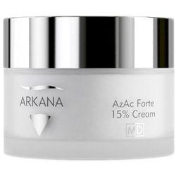 Arkana AZAC 15% FORTE CREAM Krem z kwasem azelainowym i azelogicyną (47003) z kategorii Pozostałe kosmetyki
