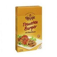 Burgery pomidorowe z bazylią sucha mieszanka bezglut. BIO 160g - Bauckhof (4015637824048)