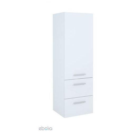 Słupek 40 Kwadro White Elita (162328) - produkt z kategorii- regały łazienkowe