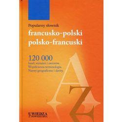 Popularny słownik francusko-polski, polsko-francuski (wyd. 2) (ISBN 9788363556235)