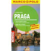 Praga Przewodnik z atlasem miasta, MARCO POLO