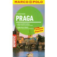 Praga Przewodnik z atlasem miasta (144 str.)