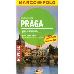 Praga Przewodnik z atlasem miasta (ilość stron 144)