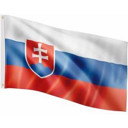 FLAGA SŁOWACJI SŁOWACKA 120x80CM NA MASZT SŁOWACJA