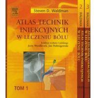 Atlas technik iniekcyjnych w leczeniu bólu Tom 1-3 (700 str.)