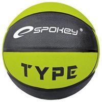 Piłka do koszykówki Spokey Type 82456 zielona