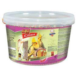 Vitapol Pokarm dla nimfy wiaderko 3L / 2,2kg [2261] - produkt z kategorii- pokarmy dla ptaków