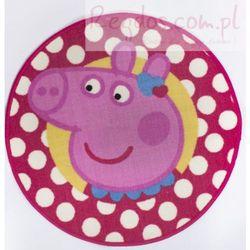 Dywan Świnka Pepa Dywanik Peppa Pig
