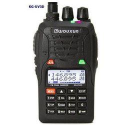 Radio WOUXUN KG-UV3D Model 2012 2m/70cm DUAL BANDER - produkt z kategorii- Radiotelefony i krótkofalówki