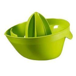 Wyciskacz do cytrusów zielony
