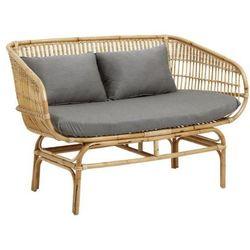 sofa rattanowa lot