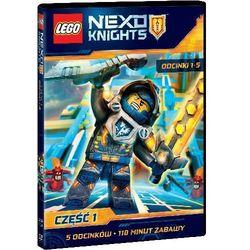 LEGO Nexo Knights. Część 1. DVD z kategorii Seriale, telenowele, programy TV