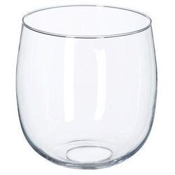 Dekoria wazon szklany aster 25cm, 25cm