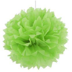 GoDan, pompon dekoracyjny, pistacjowy, średnica 40 cm