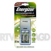 Ładowarka Energizer MINI Charger 2xAA 2000mAh Darmowy odbiór w 20 miastach! z kategorii Ładowarki do akumul
