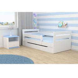 Łóżko dziecięce tomi - różne kolory, szuflada - negocjuj cenę. promocja spokojny sen marki Kocot-meble