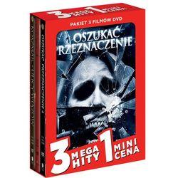 Film GALAPAGOS MegaHIT 5: Oszukać przeznaczenie 4 / Straceni chłopcy 3 / Koszmar z ulicy Wiązów [BOX] The