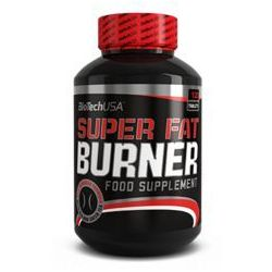 Bio Tech Super Fat Burner 120 tab., kup u jednego z partnerów