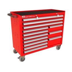 Wózek warsztatowy TRUCK z 13 szufladami PT-270-77 (5904054410103)