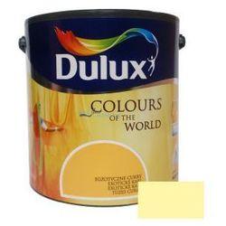 Emulsja dulux kolory świata 5l cejlon - złote i żółte marki Akzonobel