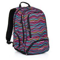 Topgal Plecak młodzieżowy  hit 858 h - pink, kategoria: tornistry i plecaki